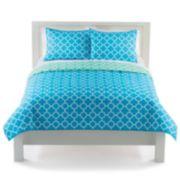 The Big One® Trellis Reversible Quilt Set