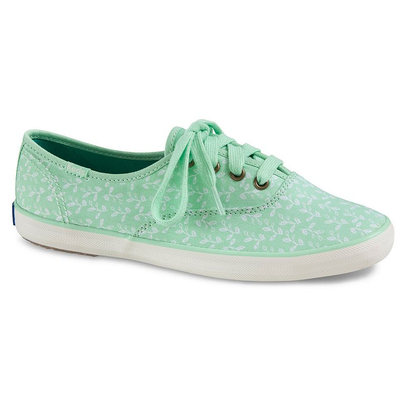 Keds Champion Botanical Womens Oxford Shoes