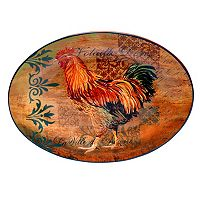 Certified International Rustic Rooster 16