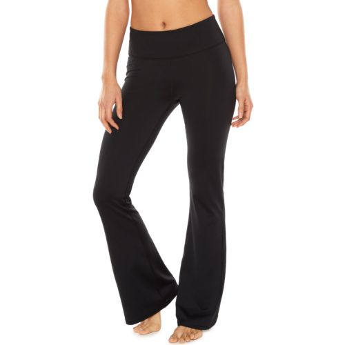 Womens Active Yoga Pants - Bottoms, Clothing | Kohl's