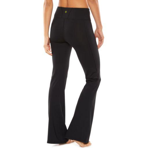 Women's Gaiam Zen Bootcut Yoga Pants