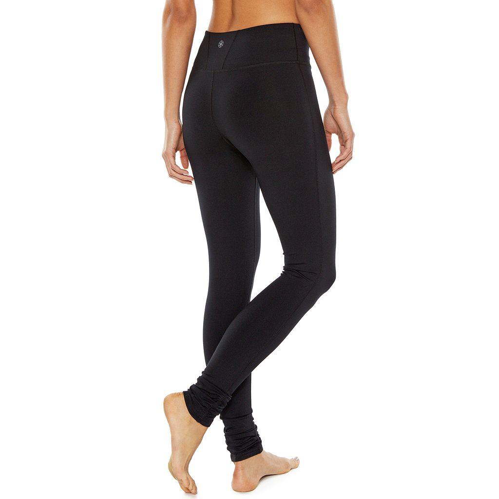 Women's Gaiam Om Yoga Leggings