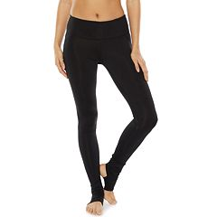 Women's Gaiam Radiant Stirrup Barre Yoga Leggings