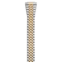 Kreisler Unisex Two Tone Expansion Watch Band - TX725T