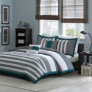 Intelligent Design Anthony Comforter Set