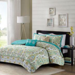 Intelligent Design Ellie Comforter Set