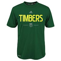 Boys 8-20 adidas Portland Timbers Authentic climalite Tee