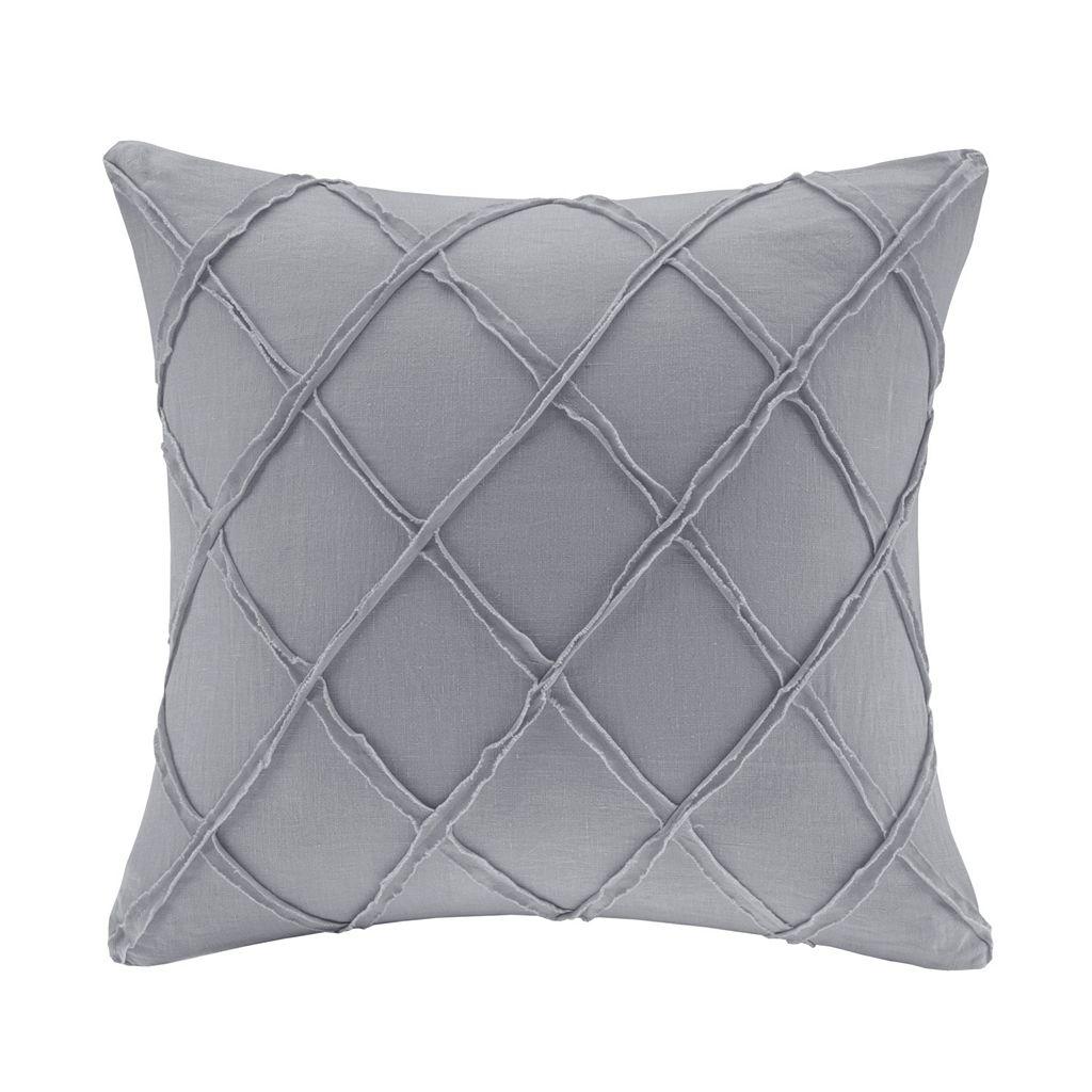 HH Linen Throw Pillow