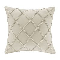HH Linen Throw Pillow
