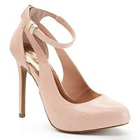 Jennifer Lopez Women's Cutout High Heels