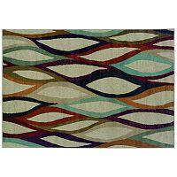 Oriental Weavers Adrienne Abstract Rug