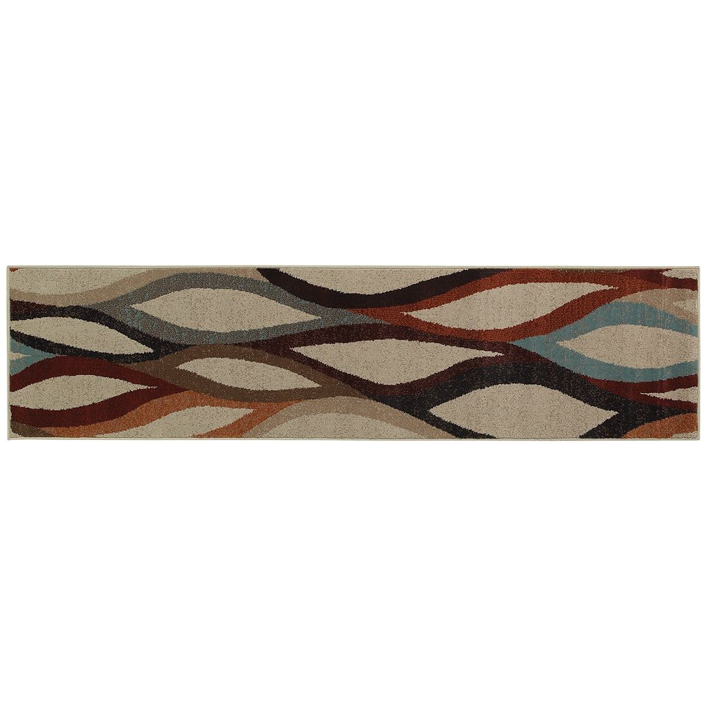 Oriental Weavers Adrienne Abstract Rug