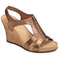A2 by Aerosoles Dream Plush Women's Core Comfort Wedge Sandals