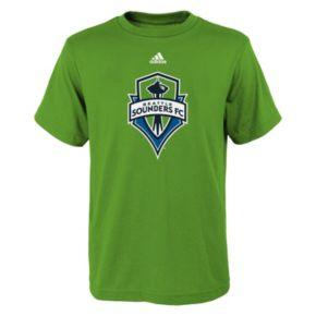 Boys 8-20 adidas Seattle Sounders Primary Logo Tee