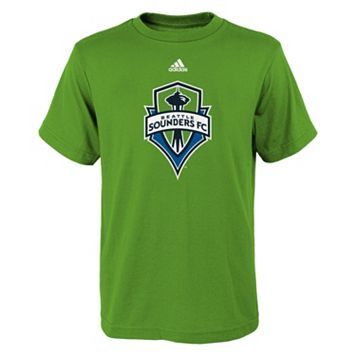 Boys 8-20 adidas Seattle Sounders Primary Logo Tee