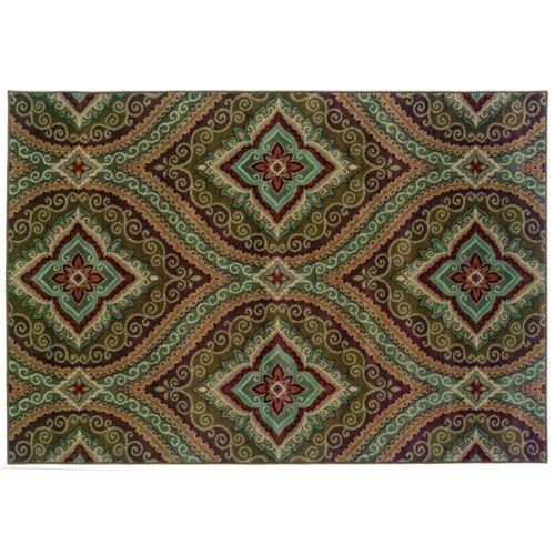 Oriental Weavers Adrienne Scroll Rug