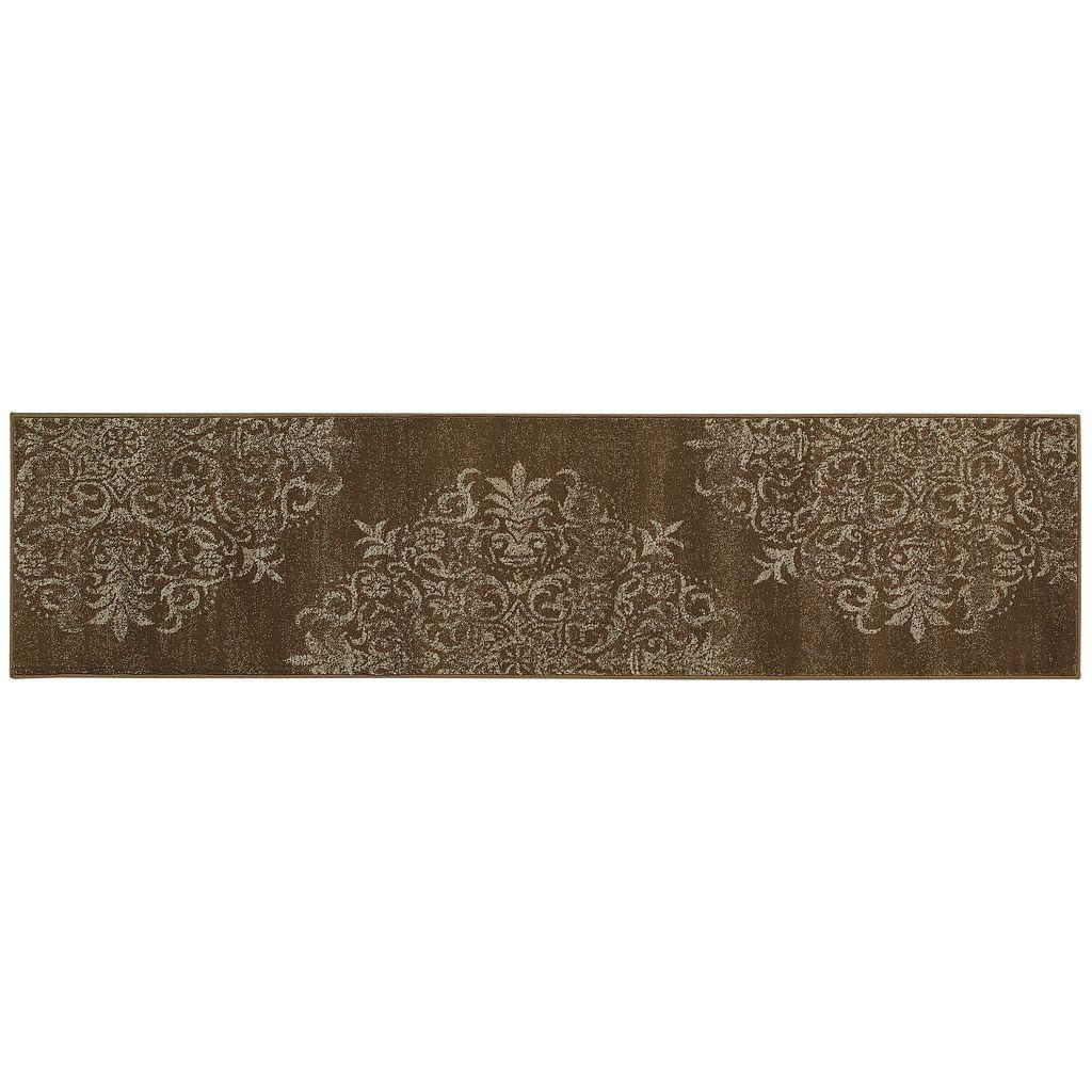 Oriental Weavers Adrienne Medallion Rug