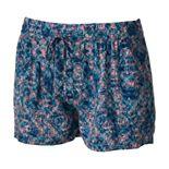 Juniors' Joe B Soft Challis Shorts