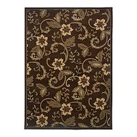 StyleHaven Andover Floral Scroll Rug