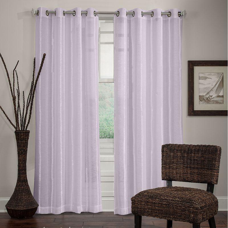 Veratex Allegra Chenille Curtain