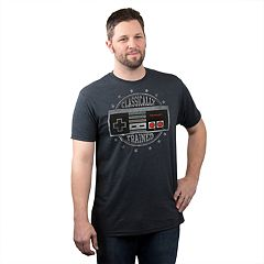 Men's Nintendo Classically Trained Tee