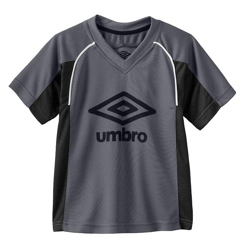 Umbro Colorblock Mesh Soccer Jersey - Boys 4-7