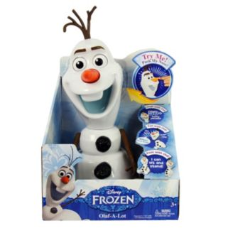 Disney's Frozen Olaf-A-Lot Talking Figure
