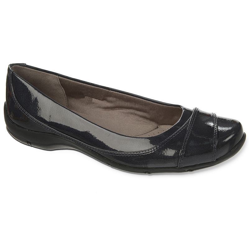 Extra Wide Slip On Women Career Shoes