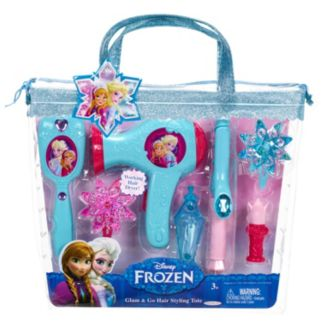 Disney's Frozen Glam & Go Hair Styling Tote