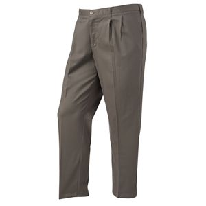 Big & Tall Lee Relaxed-Fit Pleated Pants