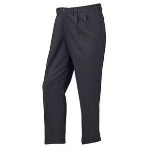 Big & Tall Lee Custom-Fit Comfort Waistband Pleated Pants