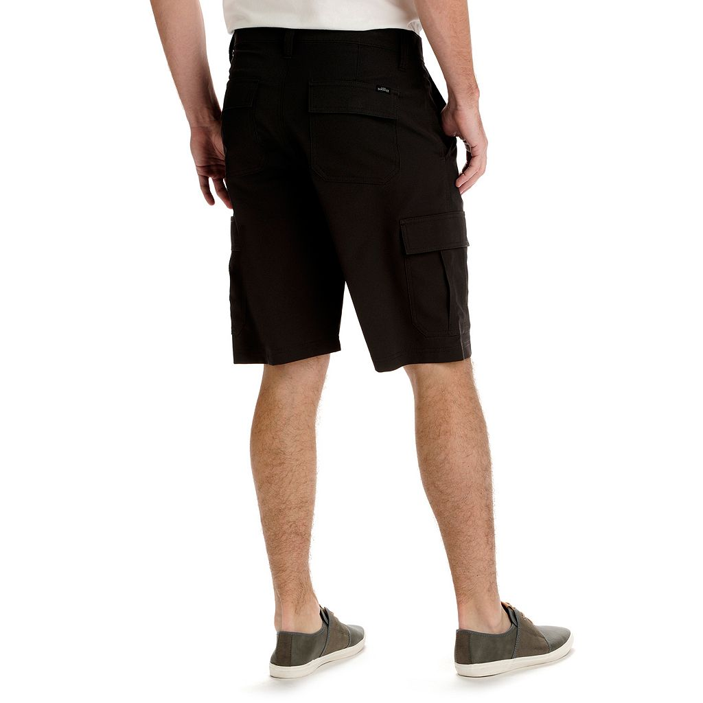 Big & Tall Lee Flat-Front Performance Shorts