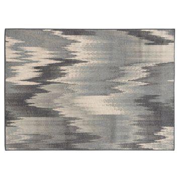 StyleHaven Brenna Abstract Ikat Rug