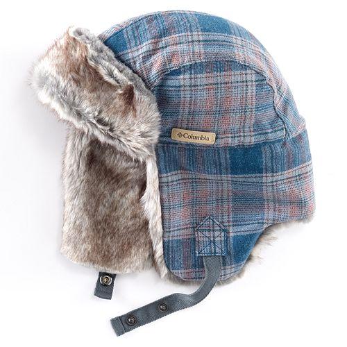 Columbia Nobel Falls™ II Trapper Hat - Men 8a1e4d20969