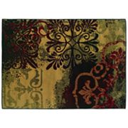 StyleHaven Cassidy Scroll Rug