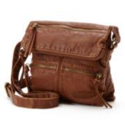 SONOMA life + style® Dallas Flap Crossbody Bag