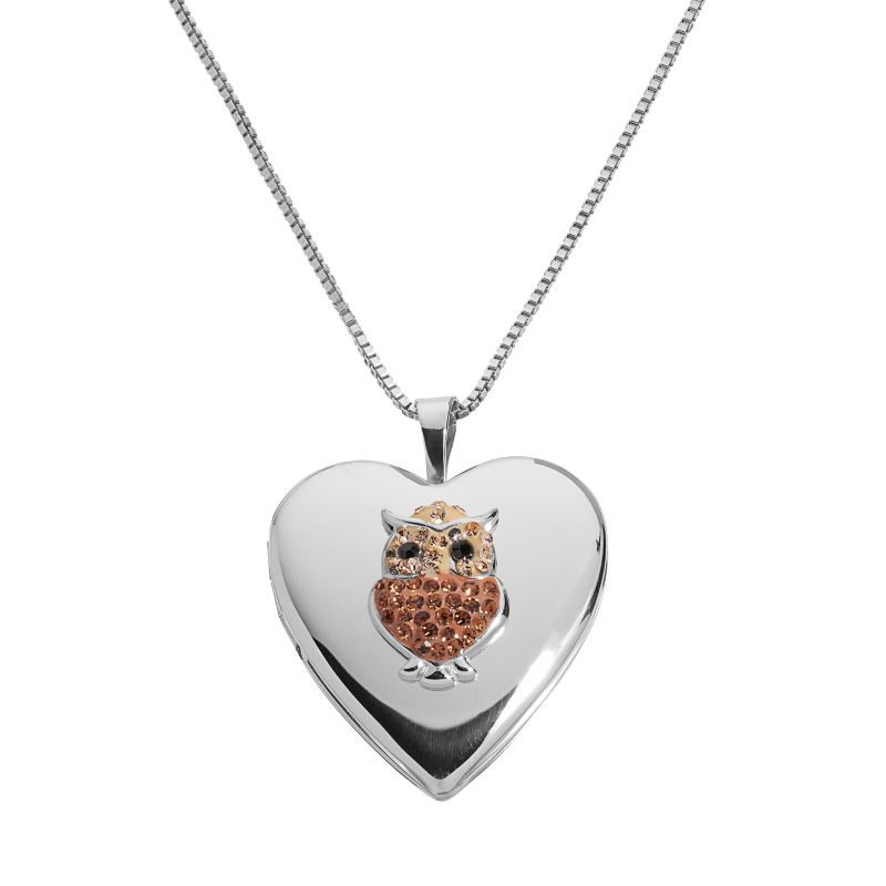 locket necklace kohl s