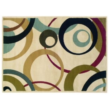 StyleHaven Cassidy Circle Rug