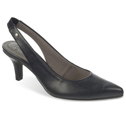0cb33e451d2 LifeStride Shena Women s Slingback High Heels
