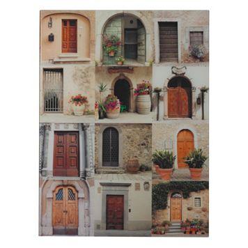 Sterling ''Door Collage II'' Wall Art