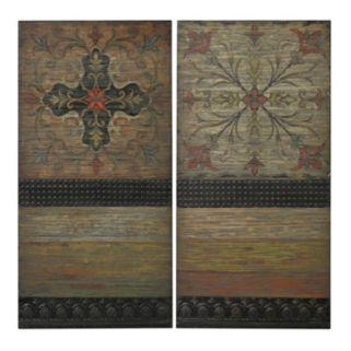 Sterling 2-piece ''Brichell'' Wall Decor Set