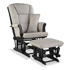 Stork Craft Tuscany Custom Glider Chair and Ottoman Set