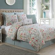 VCNY 8 pc Evangeline Comforter Set