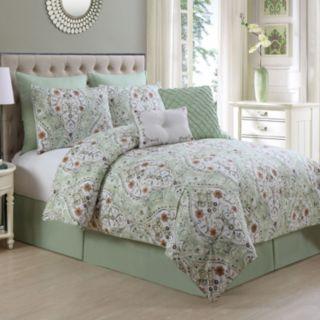 VCNY 8-pc. Evangeline Comforter Set