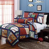 VCNY All Star Quilt Set