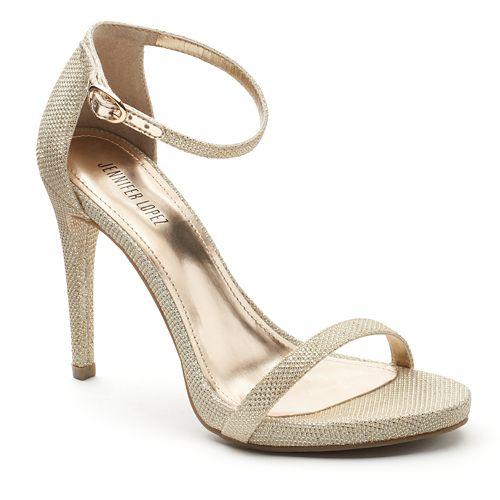Jennifer Lopez Women's High Heels