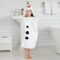 Disney's Frozen Olaf Hooded Bath Wrap by Jumping Beans