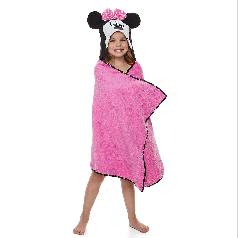 Disney's Minnie Mouse Bath Wrap by The Big One®