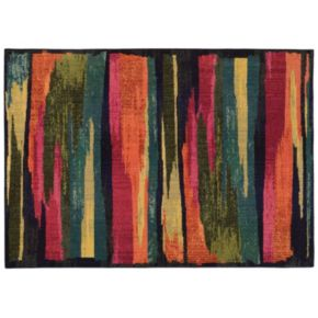 PANTONE UNIVERSE™ Expressions Color Streaked Abstract Rug