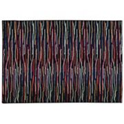 PANTONE UNIVERSE™ Expressions Multi Color Lines Rug